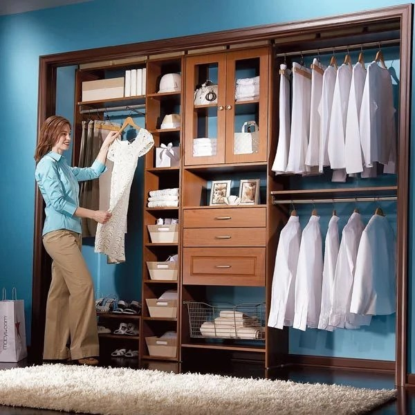 building your own kitchen cabinets ri build a low cost custom closet | the family handyman