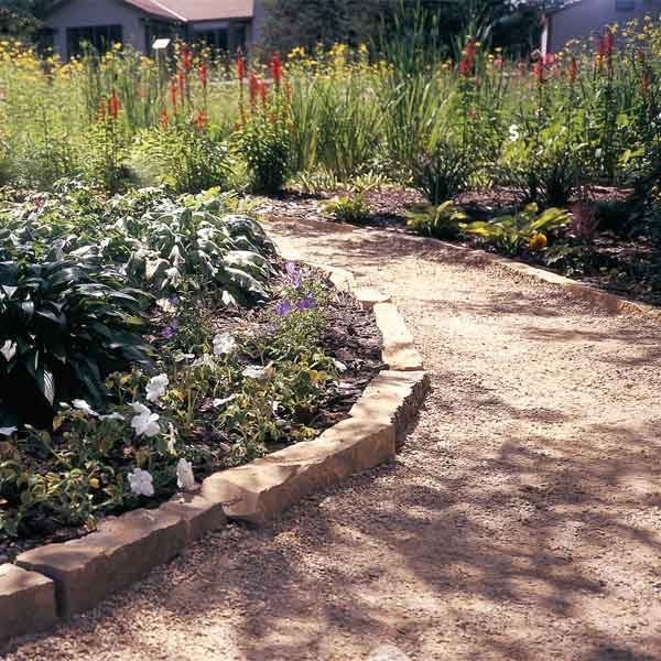 Affordable Garden Path Ideas The Family Handyman