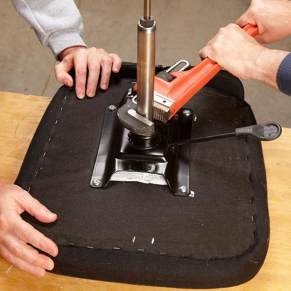 Office Chair Repair  The Family Handyman