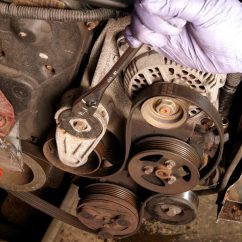 2004 Ford Taurus Engine Diagram Toyota Venza Radio Wiring Changing A Car Serpentine Belt | The Family Handyman