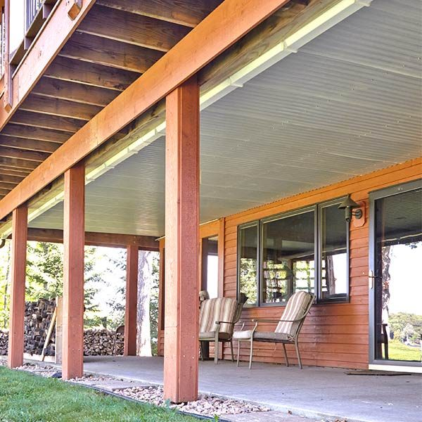 Deck Railing Planter Ideas