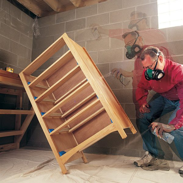 How to Stain Furniture  The Family Handyman