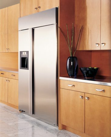Cabinet Depth Refrigerators