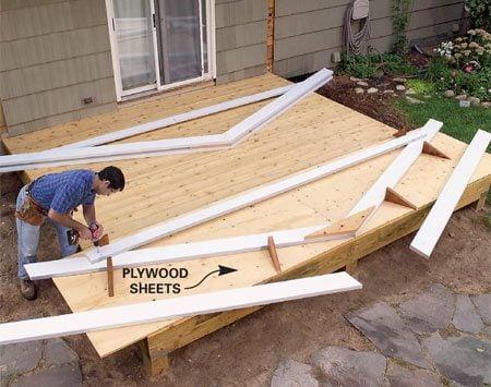 Screen Porch Construction  The Family Handyman
