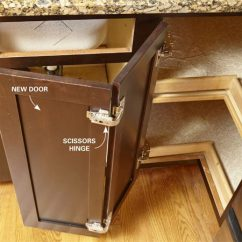 Diy Kitchen Cabinet Refacing Linoleum Flooring   The Family Handyman