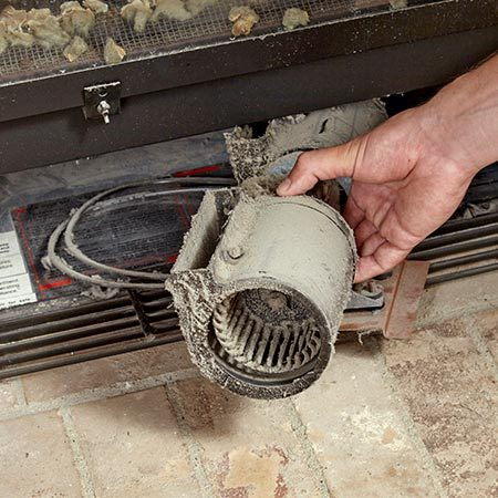 4 way circuit wiring diagram 72 chevy truck ignition switch noisy gas fireplace blower? here's how to replace it | the family handyman
