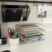 8 Home Office Desk Organization Ideas You Can DIY   The ...