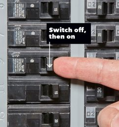 how to reset a circuit breaker [ 1000 x 1000 Pixel ]