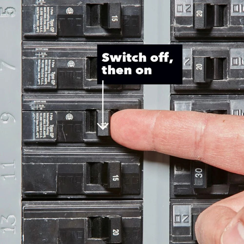 medium resolution of how to reset a circuit breaker