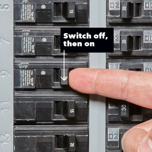 small resolution of how to reset a circuit breaker