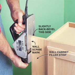 How To Square A Board With A Planer