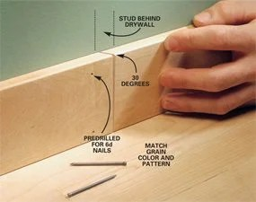 What Gauge Nail For Trim