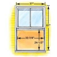 How to Plan Egress Window Size  The Family Handyman