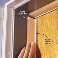How to Weather Strip a Door | The Family Handyman