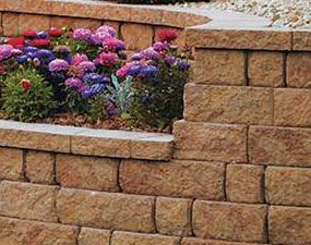 How To Choose The Right Retaining Wall Material The