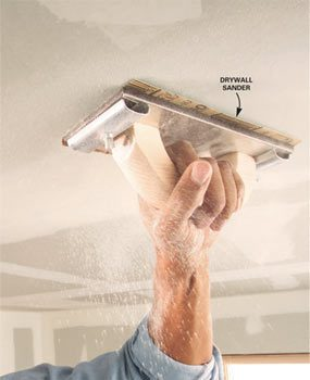 Orbital Sander For Drywall Sanding