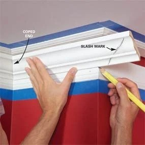 How To Measure Crown Molding Outside Corner
