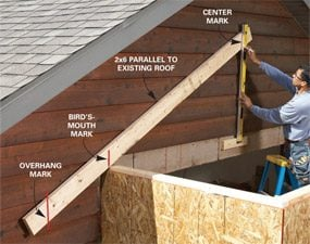 Get More Garage Storage With A Bump Out Addition Family