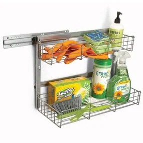 storage cabinets kitchen gel mats cabinet rollouts the family handyman medium weight