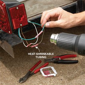 Atv Light Bar Wiring Kit Trailer Lights That Always Work The Family Handyman