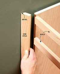 Face Frame Cabinet Plans and Building Tips | The Family ...