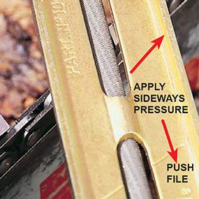How Often Should You Sharpen A Chainsaw Blade