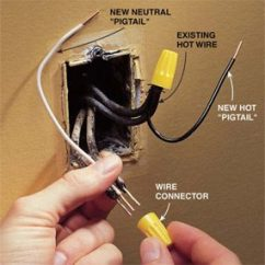 Gfci Receptacle Wiring Diagram 1976 Bmw 2002 How To Make Two-prong Outlets Safer | The Family Handyman