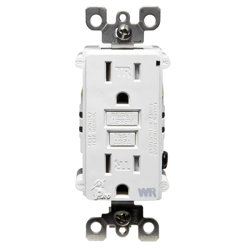 hight resolution of ground fault circuit interrupter