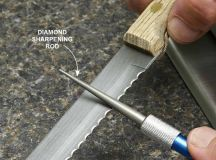 Sharpening Knives, Scissors and Tools | The Family Handyman