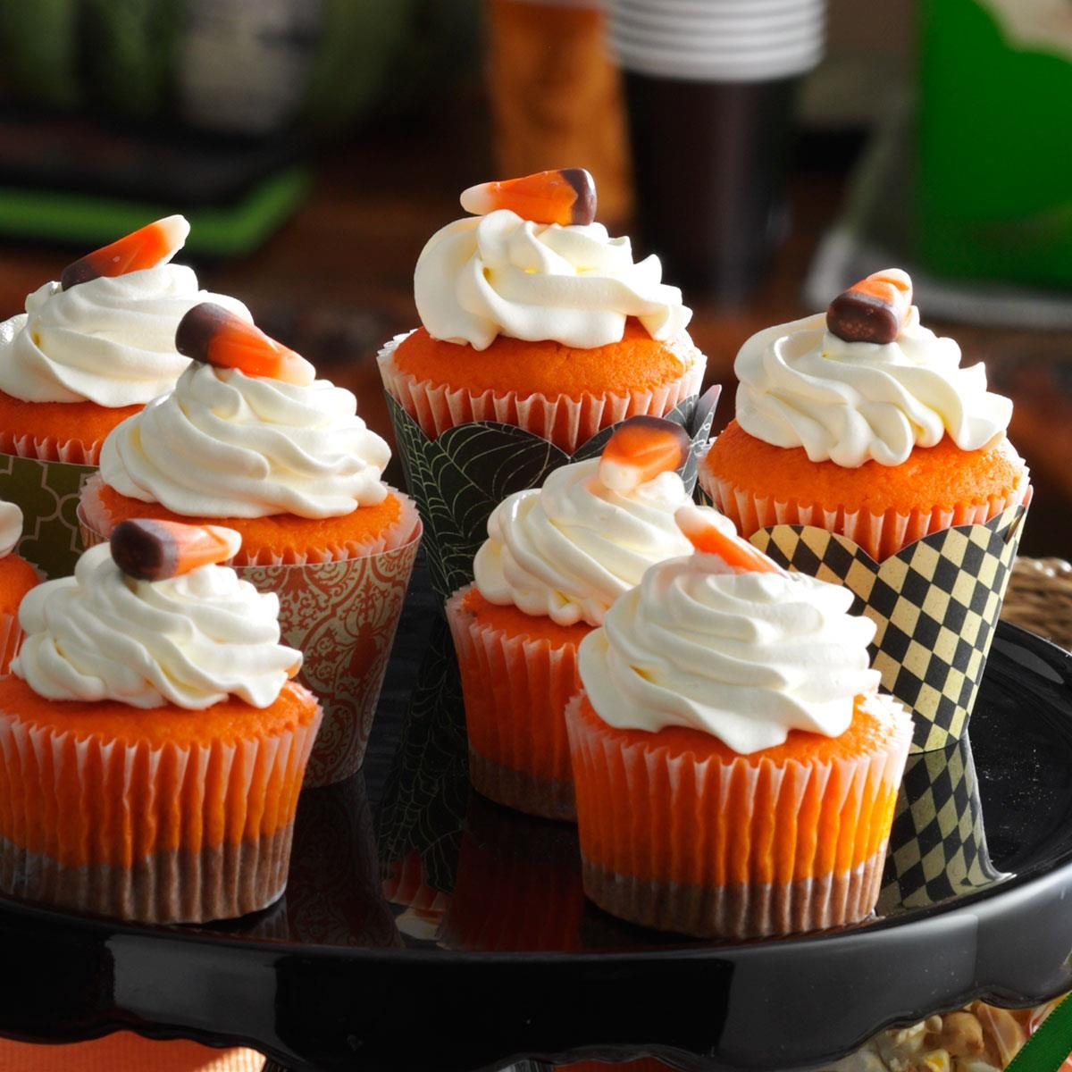 Cute Avocado Wallpapers Chocolate Candy Corn Cupcakes Recipe Taste Of Home