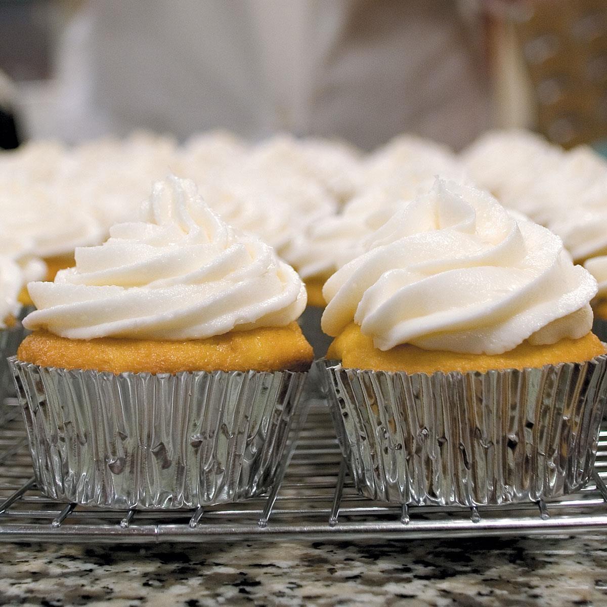 Vanilla Frosting Recipe Taste Of Home