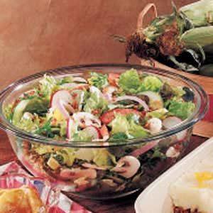 Garden Salads Taste Of Home