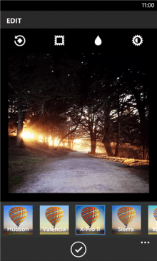 insta 220x366 Windows Phone apps: The state of play
