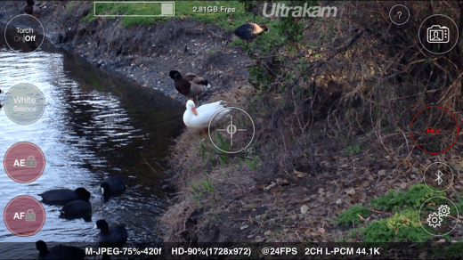 photo12 e1396243230302 520x292 Ultrakam lets iOS cinematographers shoot at film quality resolution