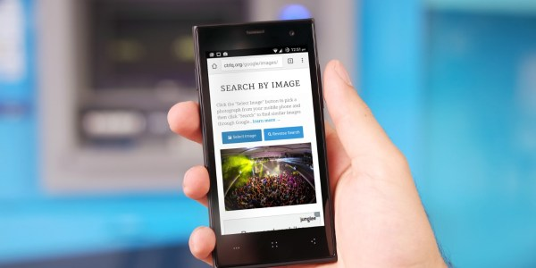 Reverse Image Search On Phone