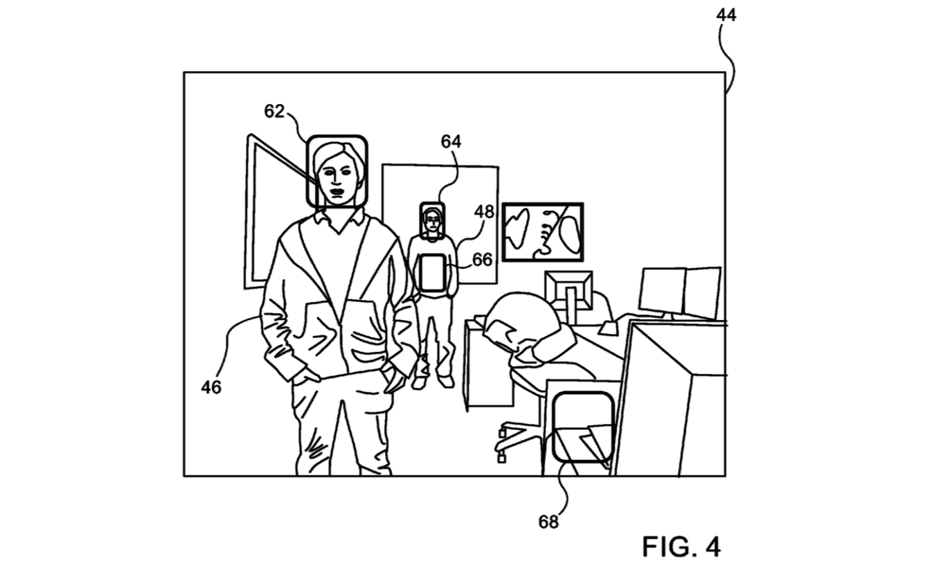 Apple patent hints facial recognition and 3D selfies are