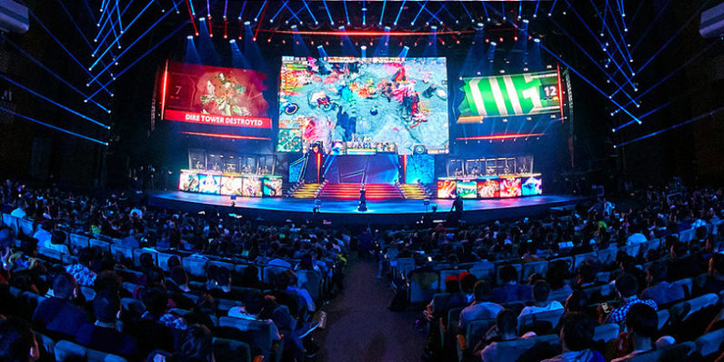 DOTA 2 Players Will Compete For The Largest Prize Pool In