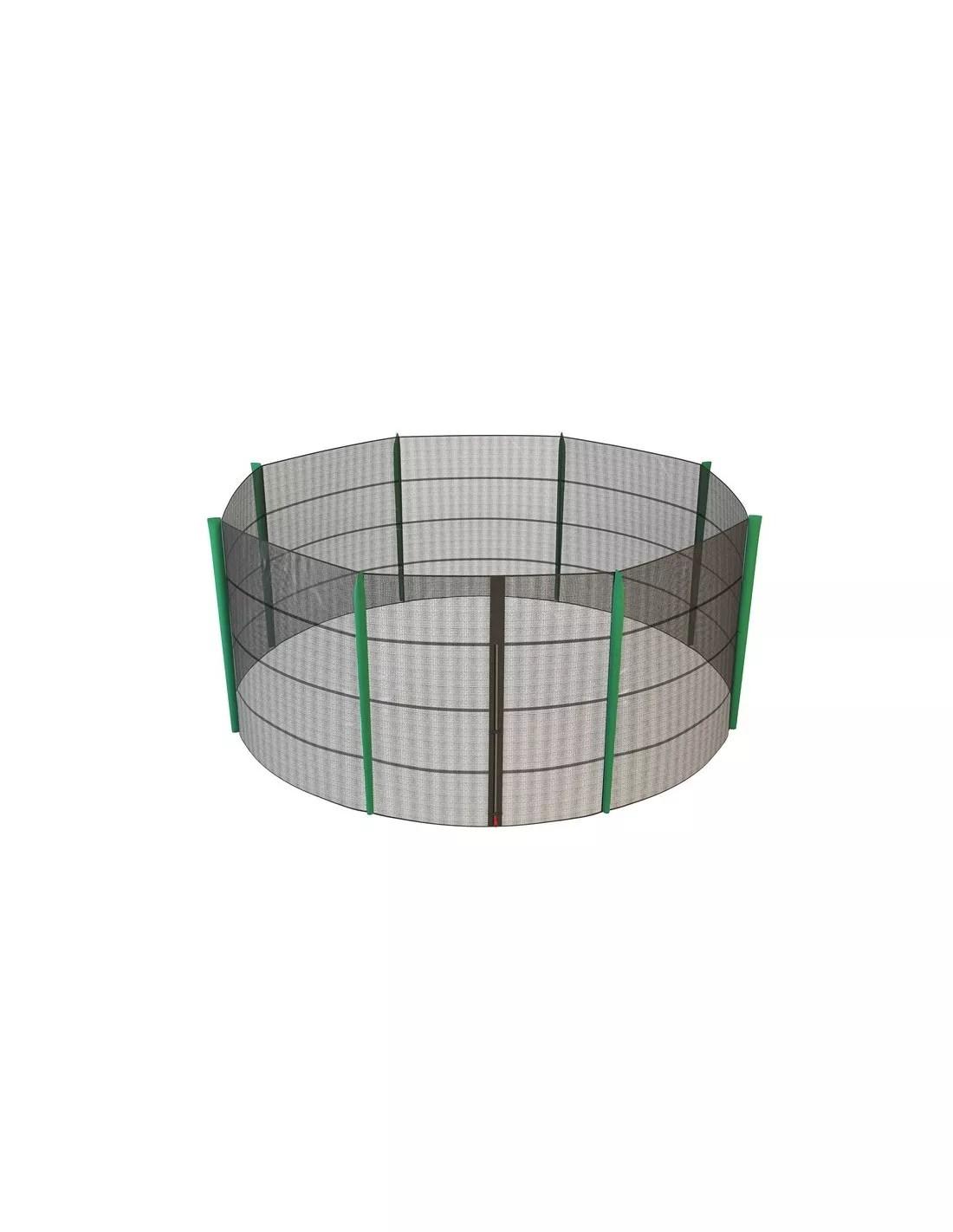 filet de trampoline 4m30 filet de protection de trampoline 4m30 filet de trampoline 430 cm topflex