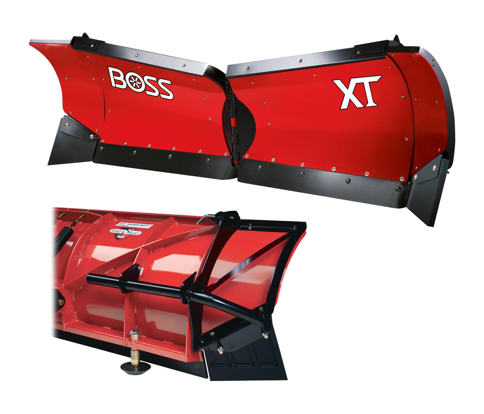 boss snow plows camper trailer wiring diagram snowplow truck equipment accessories