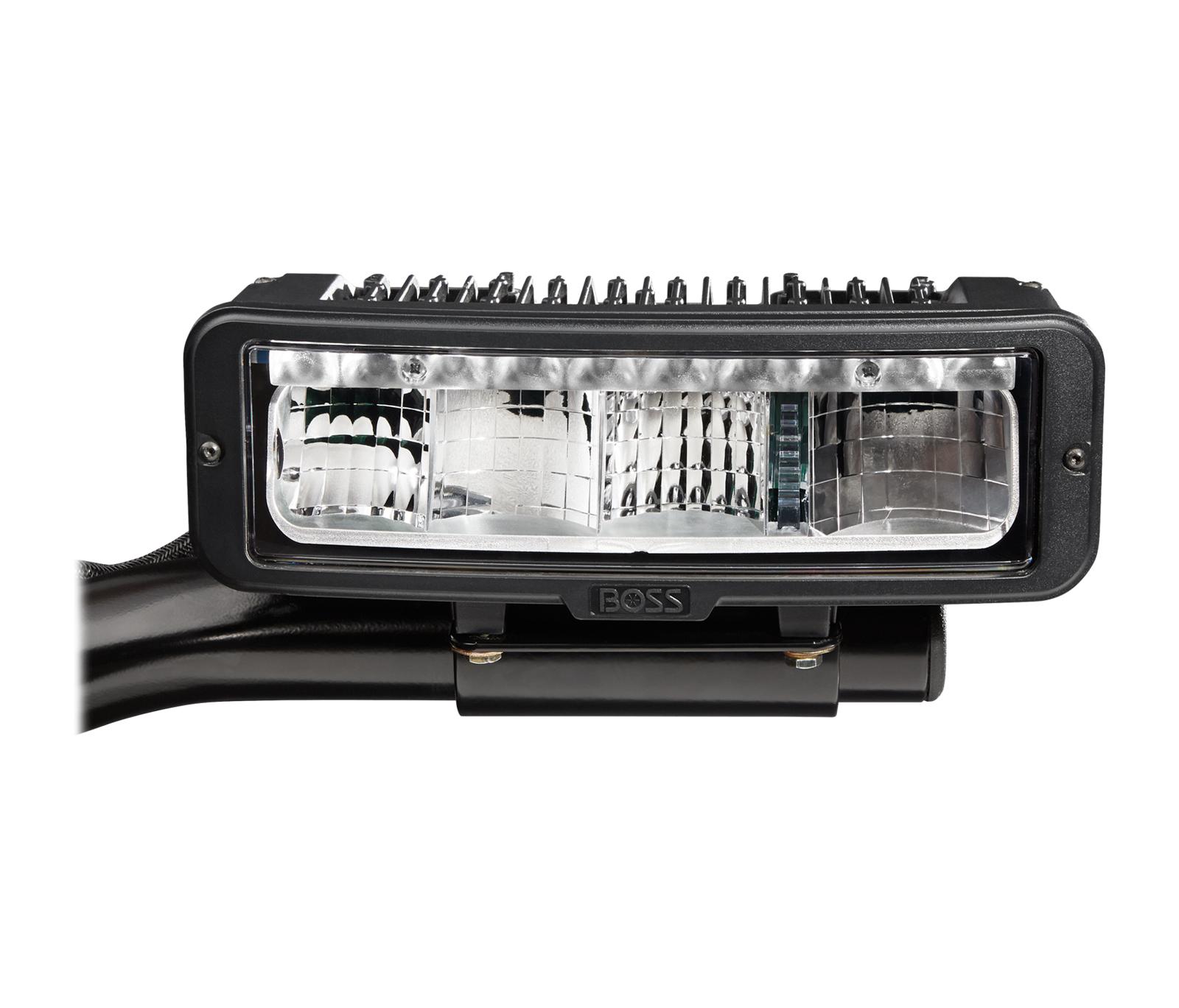 hight resolution of boss snowplow sl3 l e d with ice shield technology rh bossplow com boss plow lights wiring diagram
