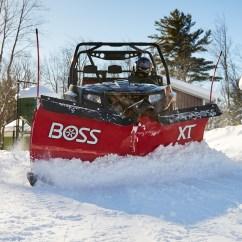 Boss Snow Plows 12v Starterbatterie 36 Ah Snowplow Utv Atv Equipment