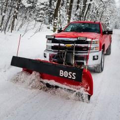 Boss Snow Plows Sears Dryer Wiring Diagram Snowplow Truck Plow Equipment