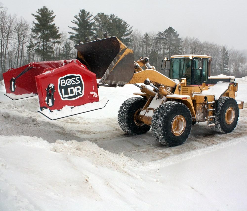 medium resolution of loader plows