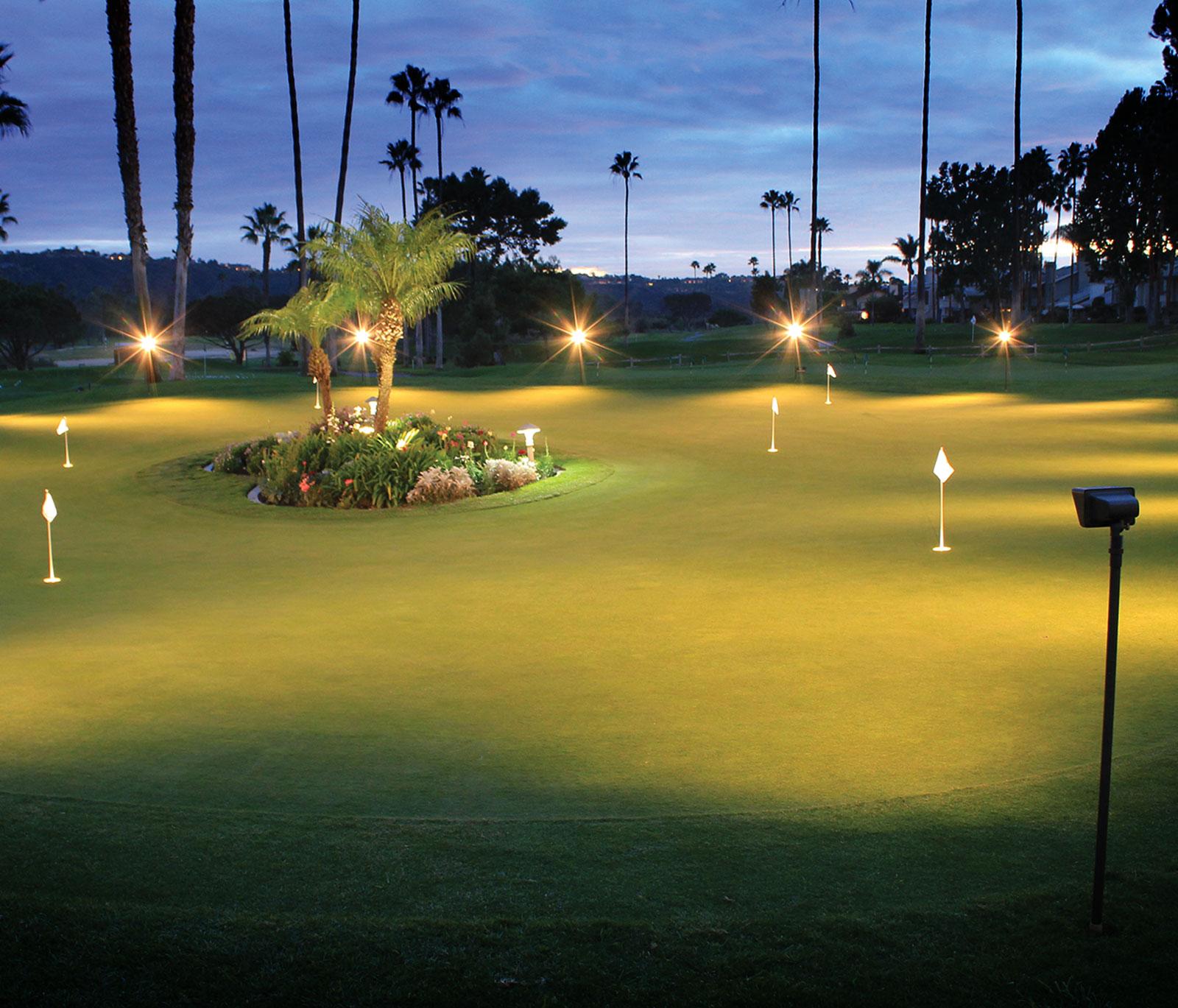 Twilight Golf Cup  Toro