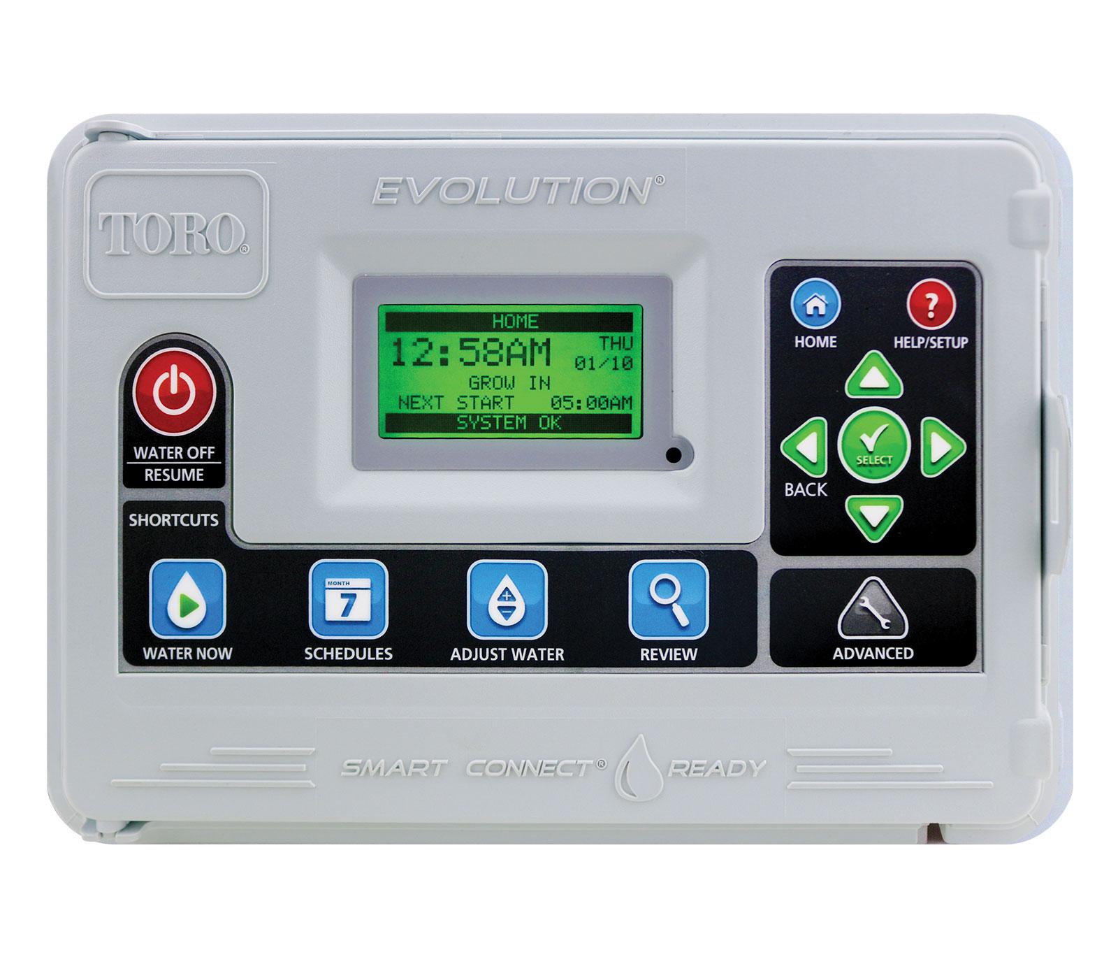 medium resolution of toro evolution series controller rh toro com scotts 1742 wiring diagram toro lawn mower wiring diagram