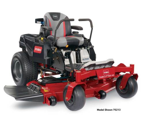 small resolution of this review is from60 152 cm timecutter hd 75213 toro