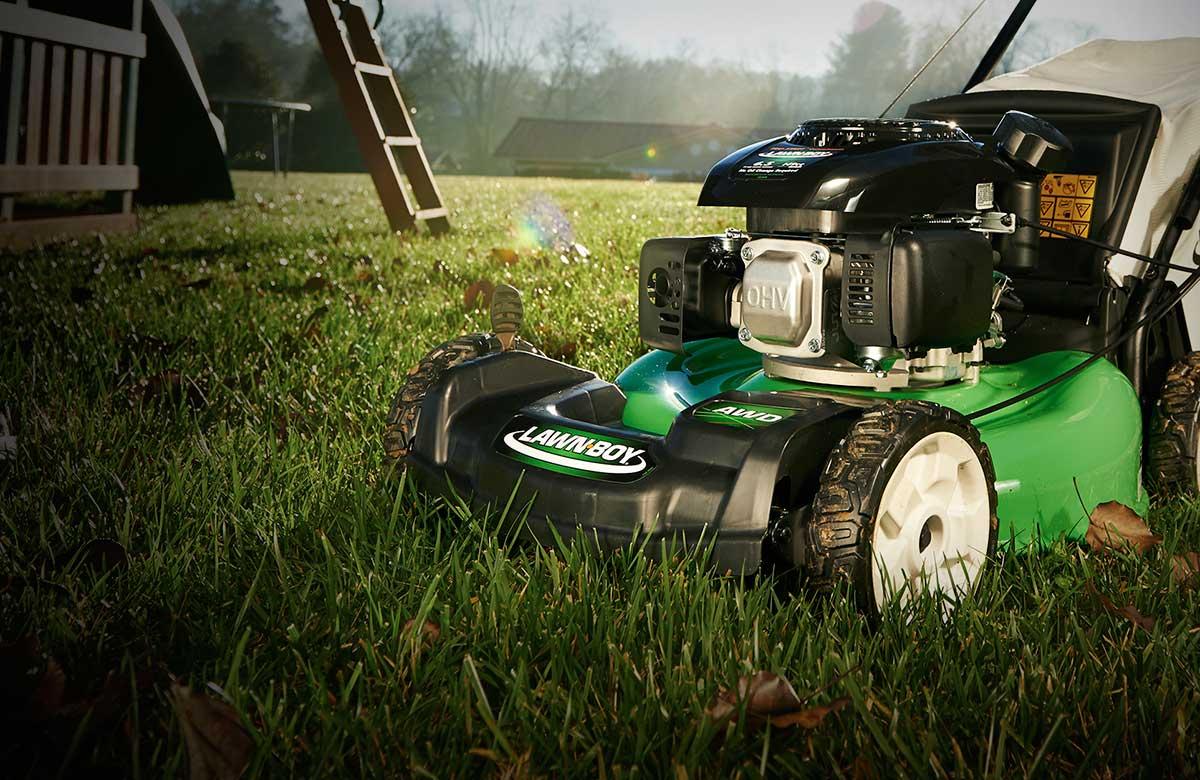 medium resolution of lawn boy awd mower