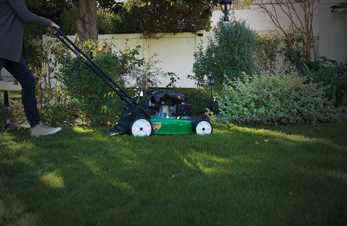 lawn boy self propel mower [ 1200 x 780 Pixel ]
