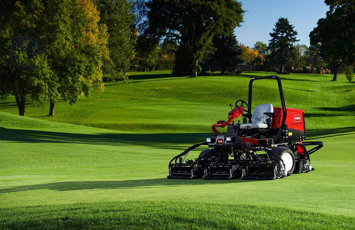Toro Machinery Golf