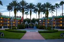 Disney All-Star Movies Resort Hotel